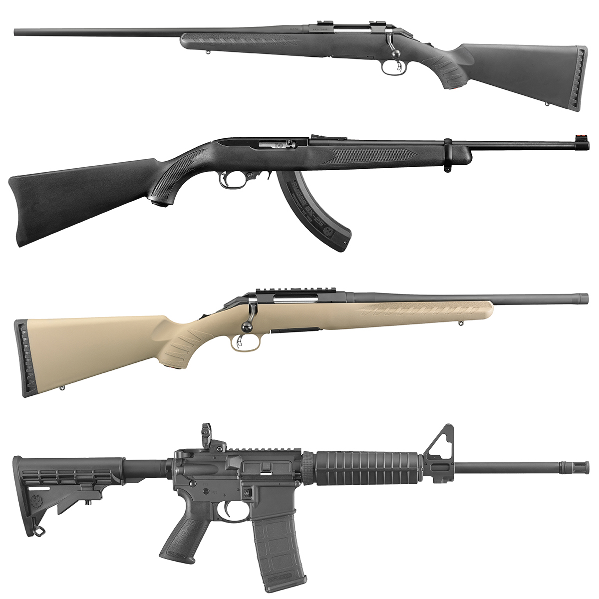 SHOT Show 2015 Special Edition Day 2: New Rifles - The
