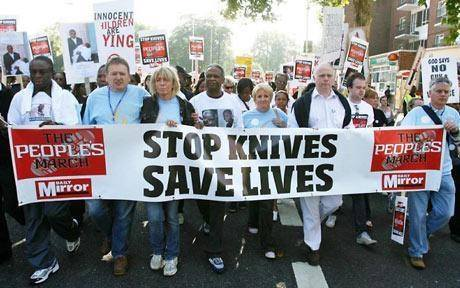 Anti-Knife March
