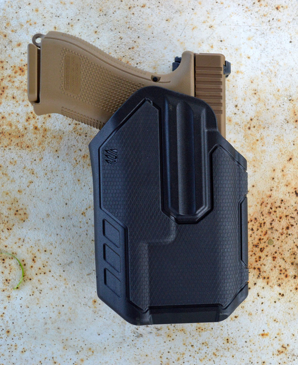 Blackhawk! Omnivore holster with Glock 19x