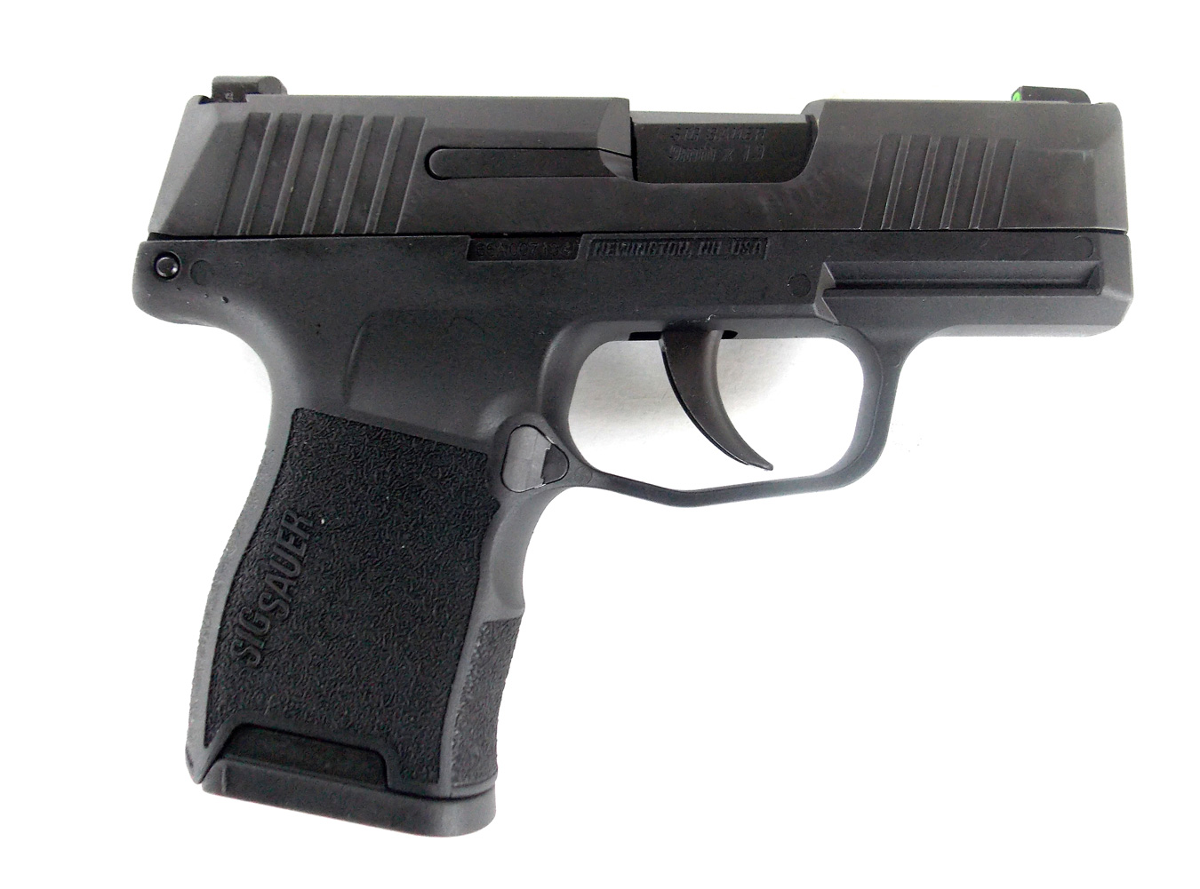SIG Sauer P365 pistol right profile