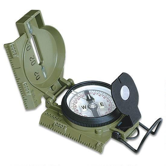 Cammenga Compass Lensatic Tritium U.S. Military