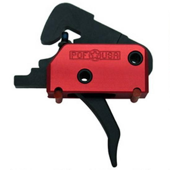 POF AR-15 Drop In Single Stage Enhanced Finger Placement Trigger
