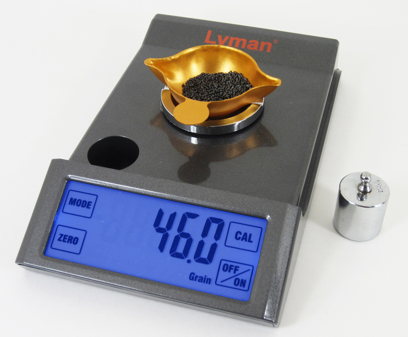 Lyman digital powder scale