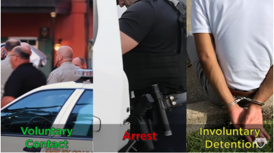 Three types of interaction with law enforcement while carrying a gun video cover