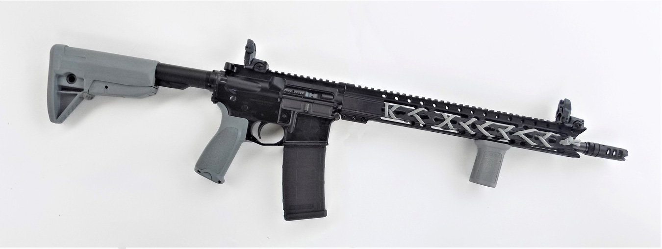Diamondback DB15 rifle right profile