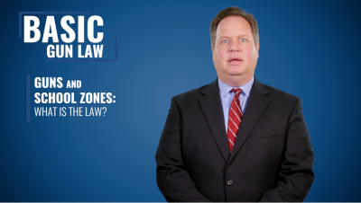 U.S. Law Shield Guns and School Zones video cover