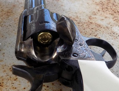 The .45 Colt and single-action revolver are a powerful and useful combination.