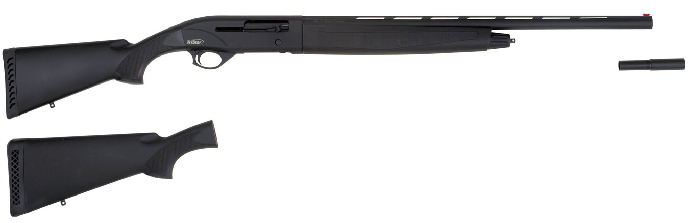Tristar Viper G2 shotgun right profile black