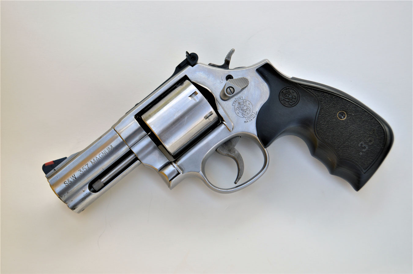 special edition Smith and Wesson L frame