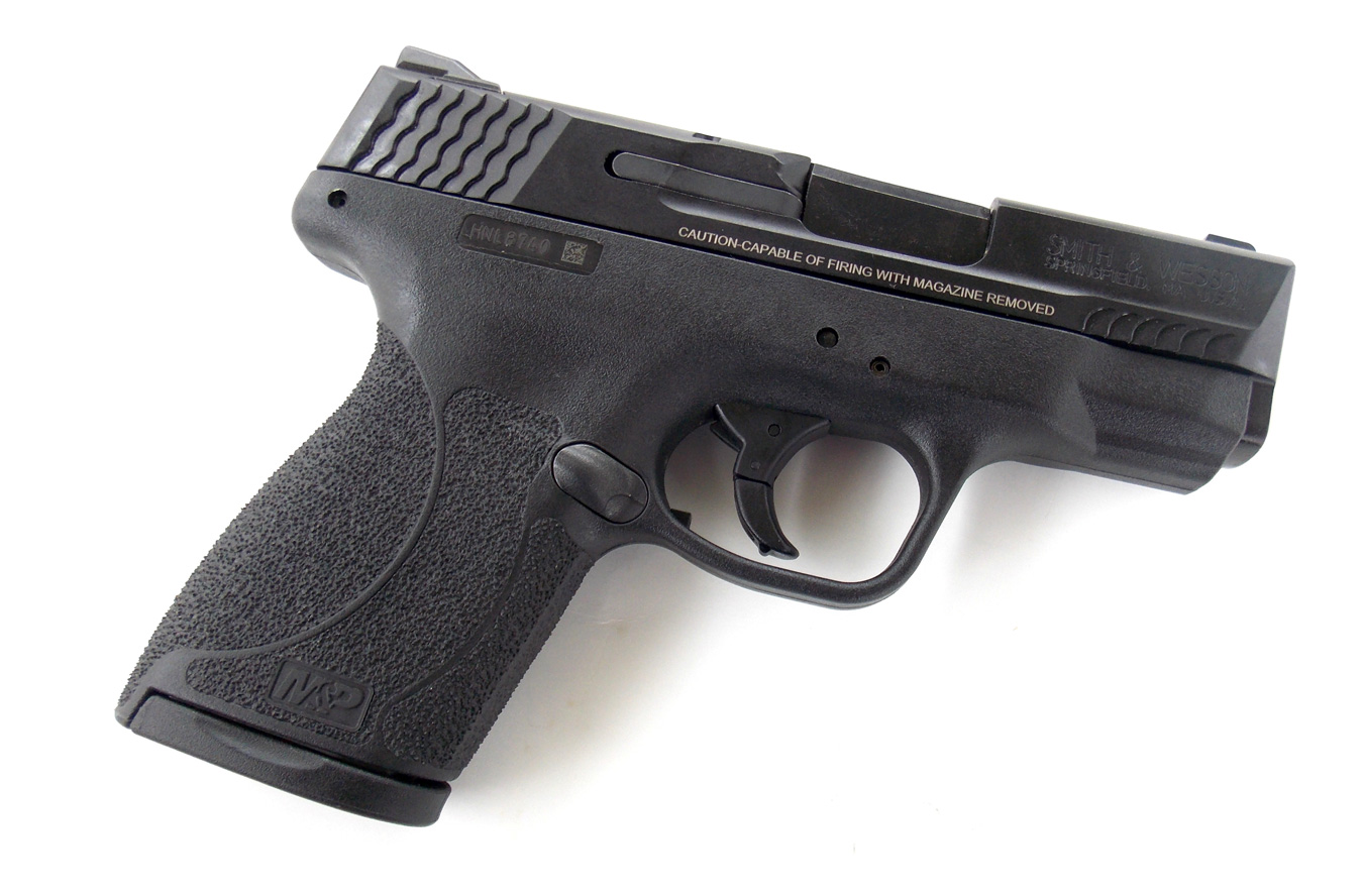 Smith and Wesson Shield .45 ACP right profile
