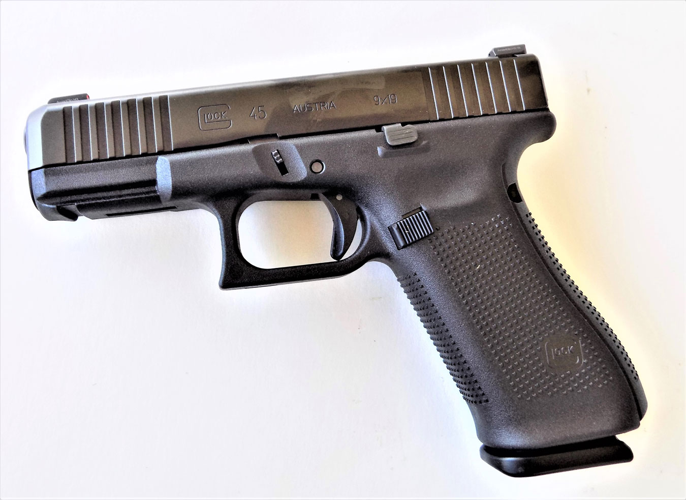 Glock G45 pistol left profile