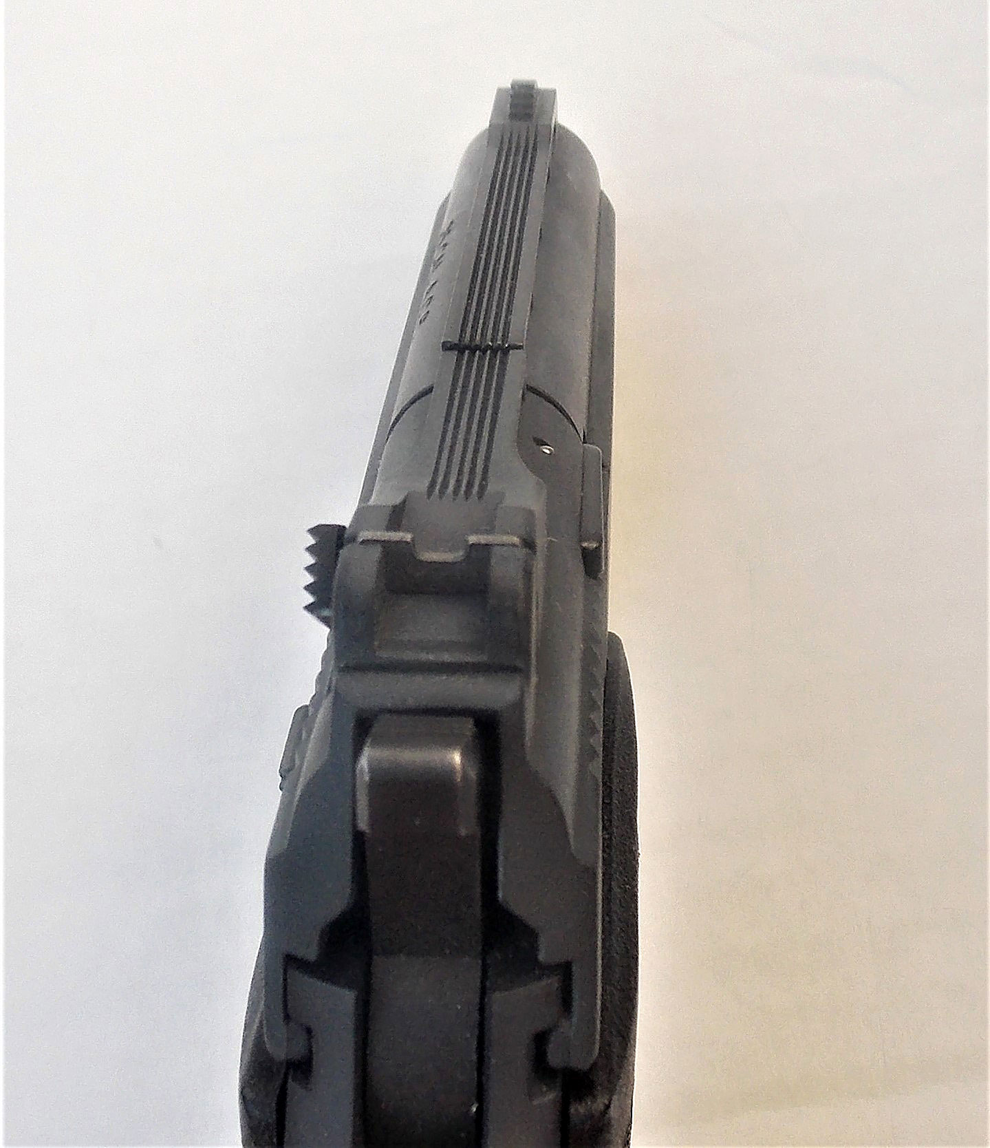The pistols sights are well above average for a pocket gun.