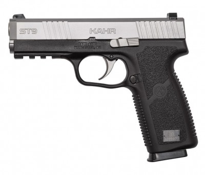 Kahr ST9 pistol left profile