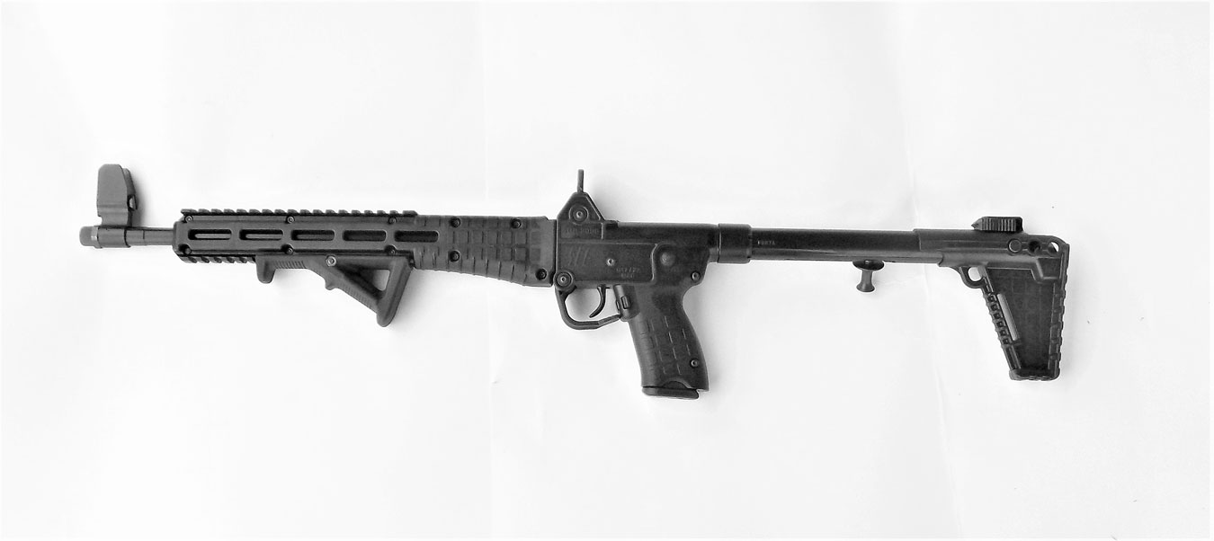 Kel-Tec Sub 2000 profile left