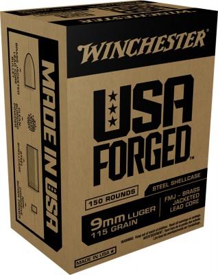 Winchester USA Forged Ammunition box