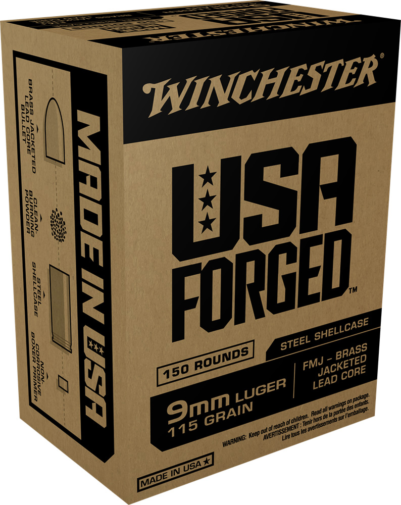 Winchester USA Forged Ammunition box