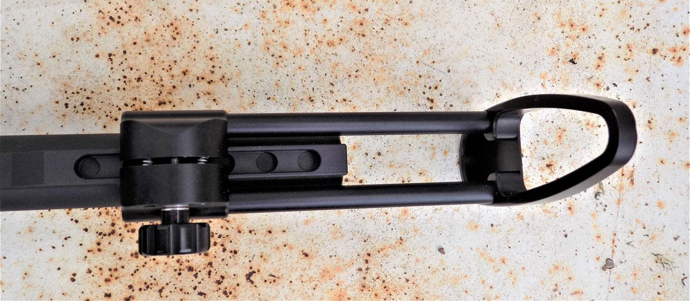 Elftmann rifle stock bottom