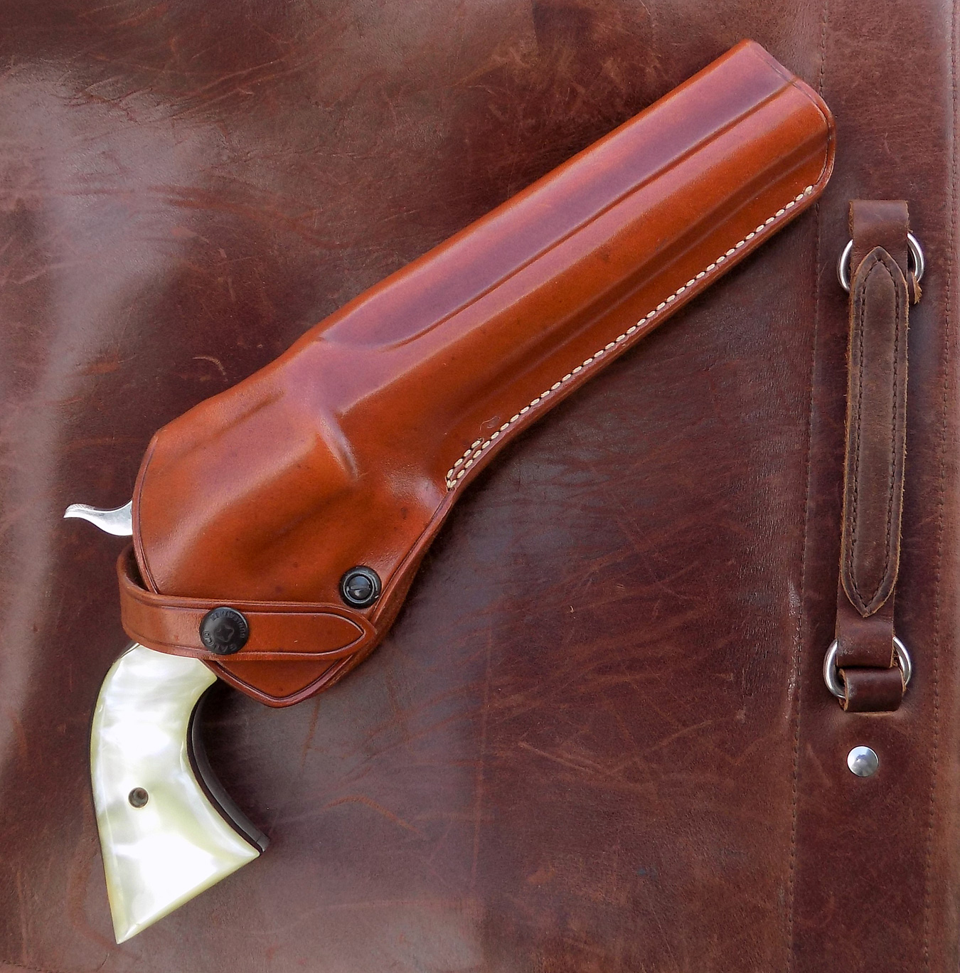 Galco SAA holster