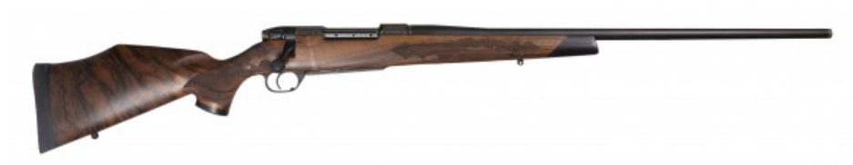 Weatherby Mark V Wyoming Gold Edition Commemorative Rifle