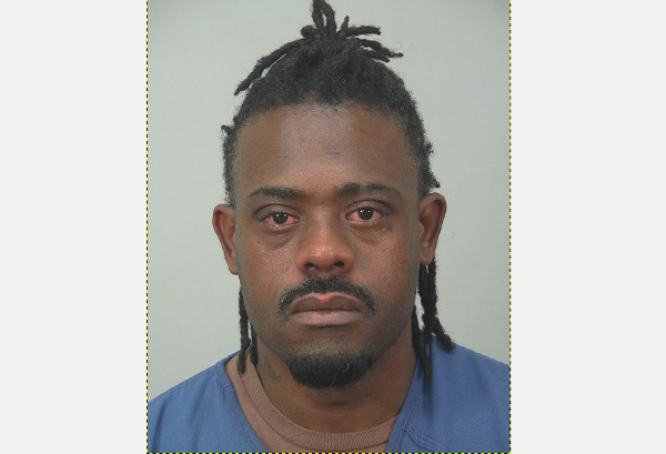 Melvin Bogus, Dane County Sheriff's Department booking photo