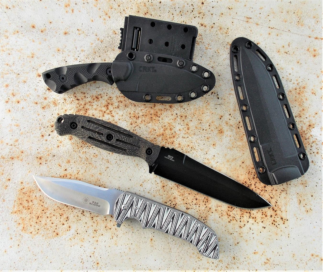 CRKT tactical knives