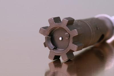 AR-15 bolt face