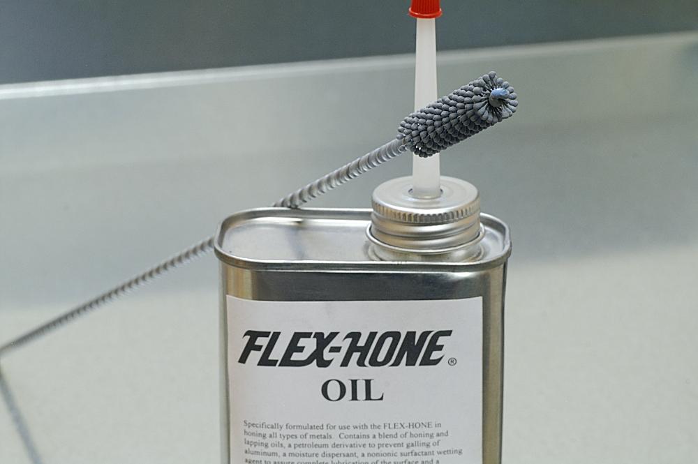Flex-Hone oil can