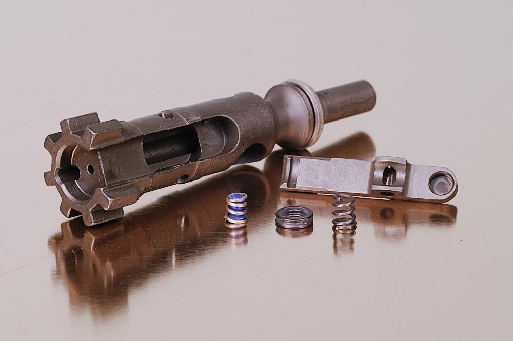 AR-15 bolt and springs