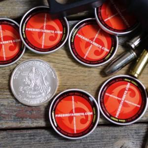 Firebird 40mm exploding targets