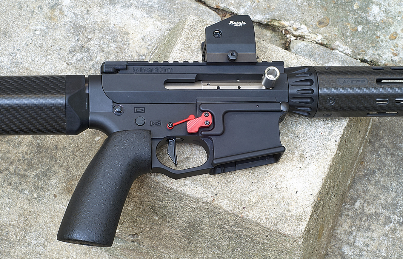 Why Side Charge Your Ar 15 The Shooter S Log