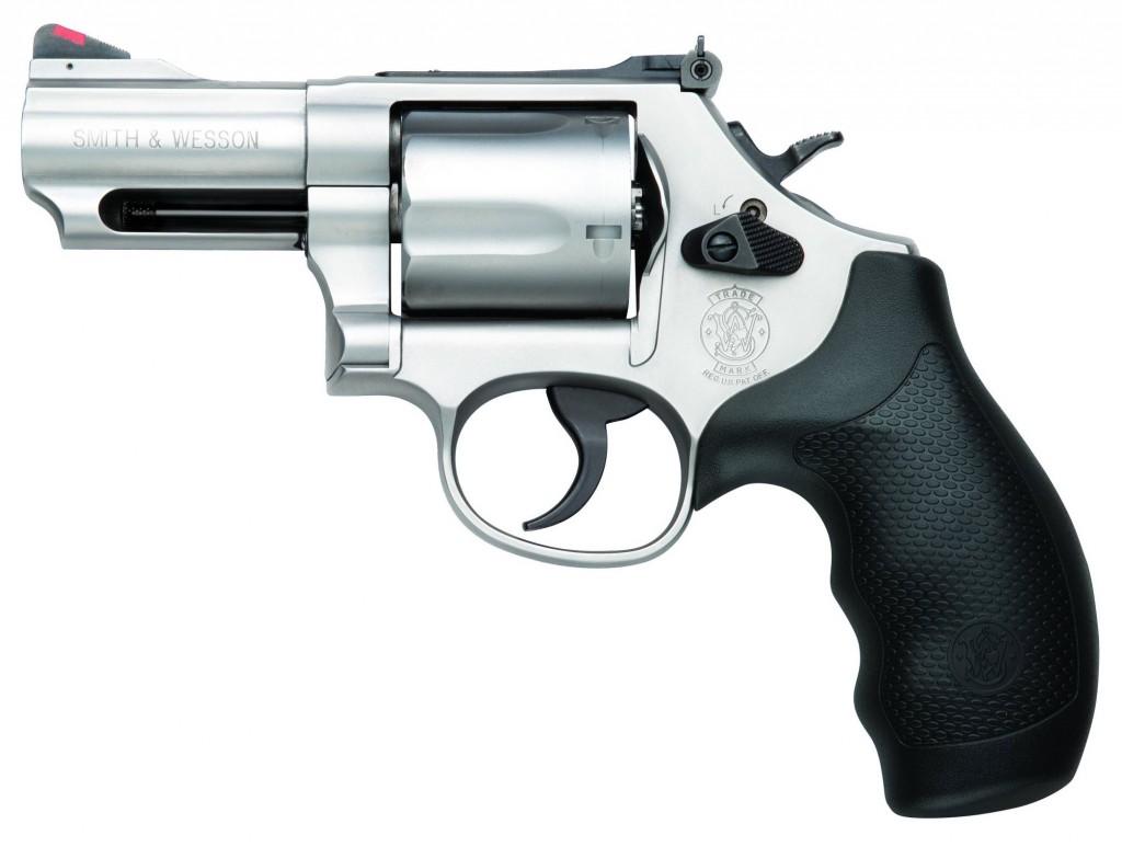 Smith and Wesson L frame, Model 69, .44 Magnum Combat Magnum