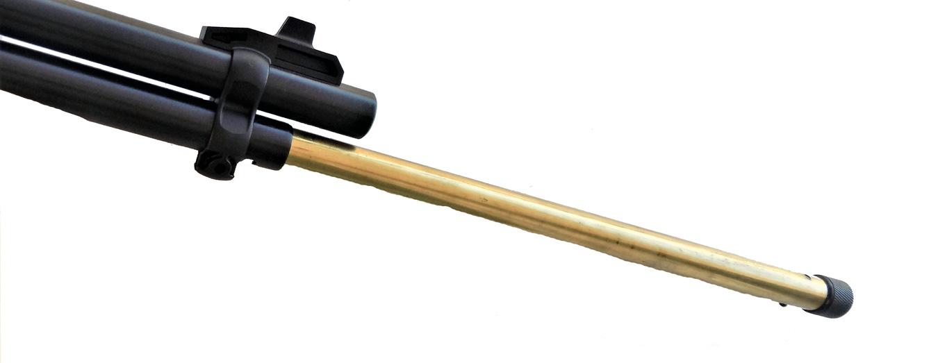 Tube magazine on the Henry .30-30 WCF rifle
