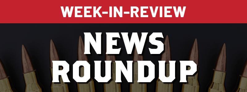 Firearm/Gun News, November 1-7, 2020